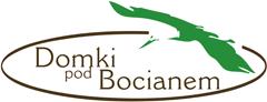 Logo - Domki pod Bocianem